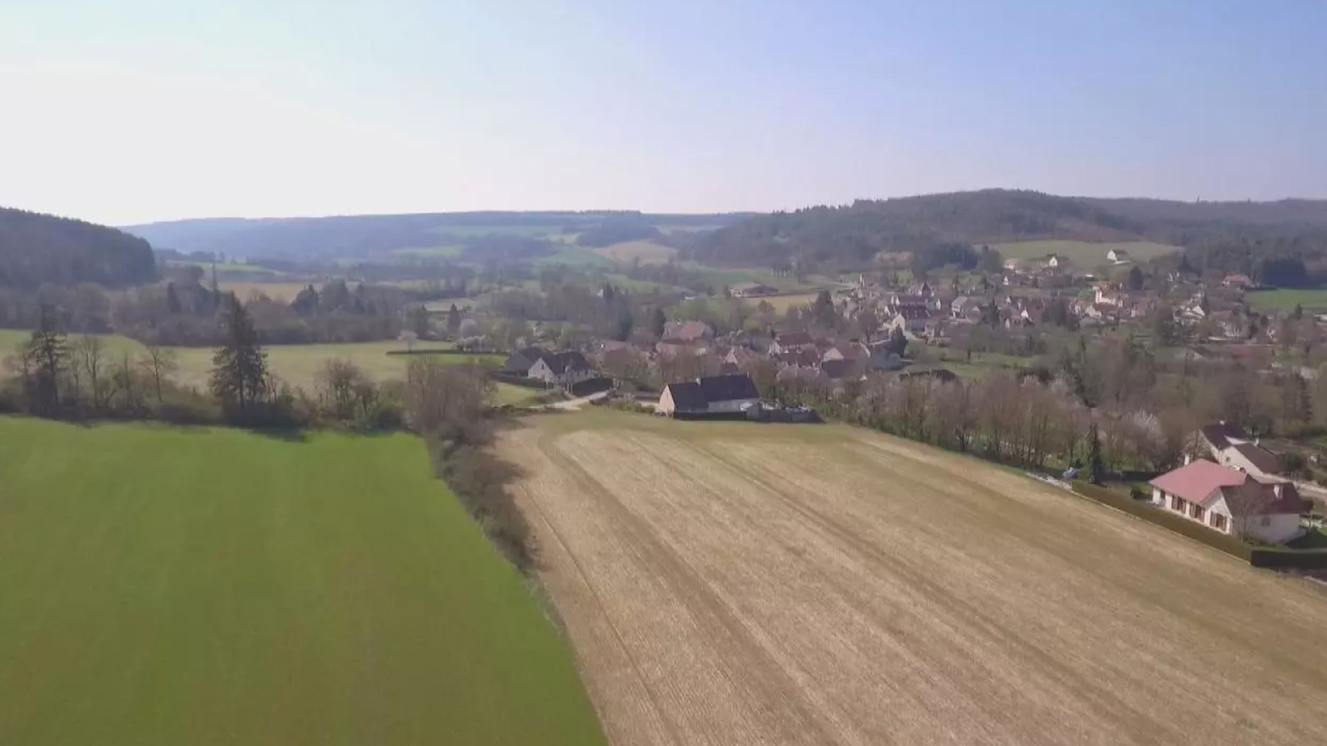 France 24 – Récoltes: et s'il ne nous restait que 60 ans?